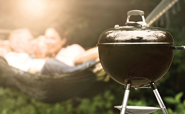 Weber Original Kettle® Charcoal Grill